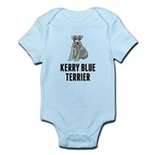 Kerry Blue Terrier Body Suit