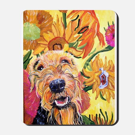 airedale Mousepad