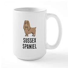 Sussex Spaniel Mugs