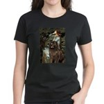 Ophelia / Newfoundland Women's Dark T-Shirt