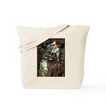 Ophelia / Newfoundland Tote Bag