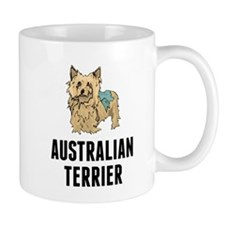 Australian Terrier Mugs