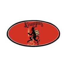 Krampus Patches