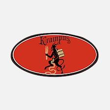 Krampus Patches