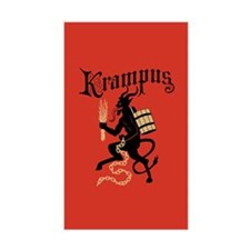 Krampus Decal