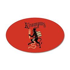 Krampus Wall Decal