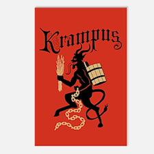 Krampus Postcards (Package of 8)
