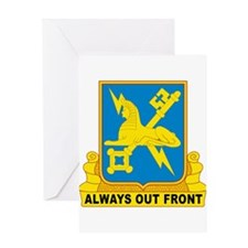 USA Army Military Intelligence Insi Greeting Cards