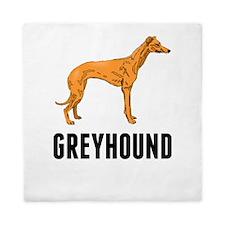 Greyhound Queen Duvet