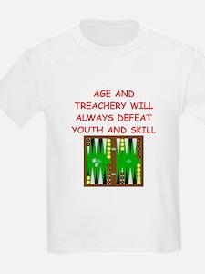Cute Backgammon T-Shirt