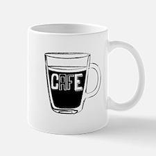 Cafe 1 Mugs