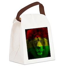 raggae lion Canvas Lunch Bag