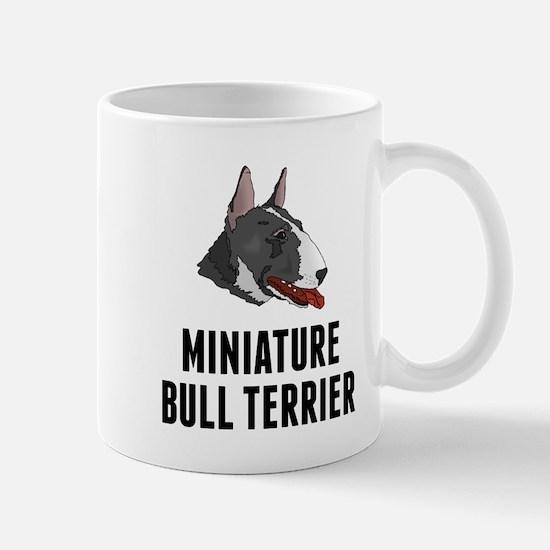 Miniature Bull Terrier Mugs