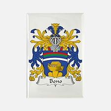 Bono Rectangle Magnet (10 pack)
