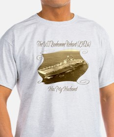 USS Bonhomme Richard (LHD6 T-Shirt