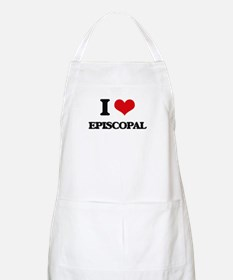 I love Episcopal Apron