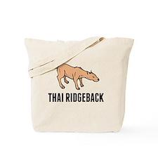 Thai Ridgeback Tote Bag