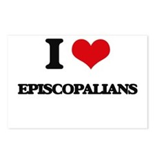 I love Episcopalians Postcards (Package of 8)