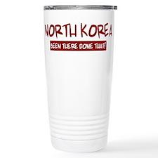 Unique North korea Travel Mug