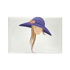 Elegant Hat Magnets
