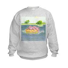 Summertime Dragon Sweatshirt