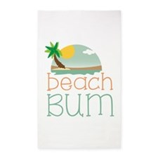 Beach Bum Area Rug