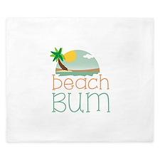 Beach Bum King Duvet