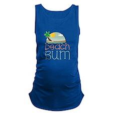 Beach Bum Maternity Tank Top