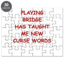 i love bridge Puzzle