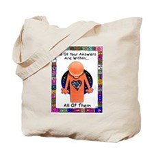 All Answers Tote Bag