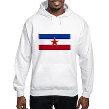 Yugoslavian Flag Hoodie