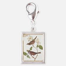 Audubon White Throated Sparrow Original Charms