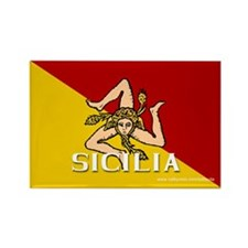 Sicily Magnet