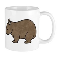 Wombat Small Mugs
