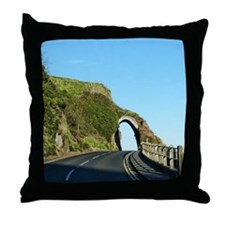 Unique Northern ireland Throw Pillow