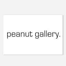 Peanut Gallery Postcards (Package of 8)