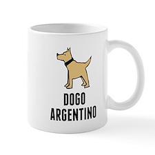 Dogo Argentino Mugs
