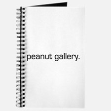 Peanut Gallery Journal