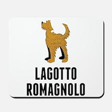 Lagotto Romagnolo Mousepad