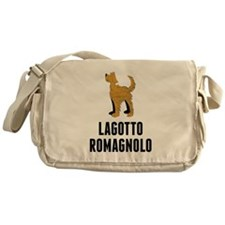 Lagotto Romagnolo Messenger Bag