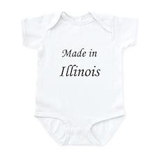 Illinios Infant Bodysuit
