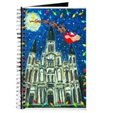 New Orleans Cheristmas Journal