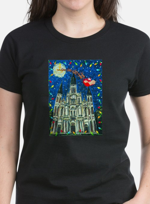 New Orleans Cheristmas T-Shirt