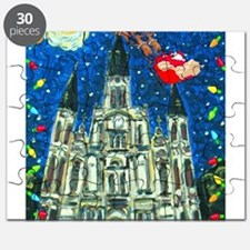New Orleans Cheristmas Puzzle