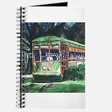 New Orleans Streetcar Journal