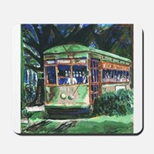 New Orleans Streetcar Mousepad