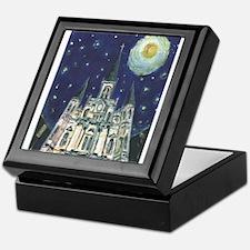 New Orleans Church Keepsake Box