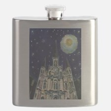 New Orleans Church Flask