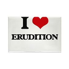 I love Erudition Magnets