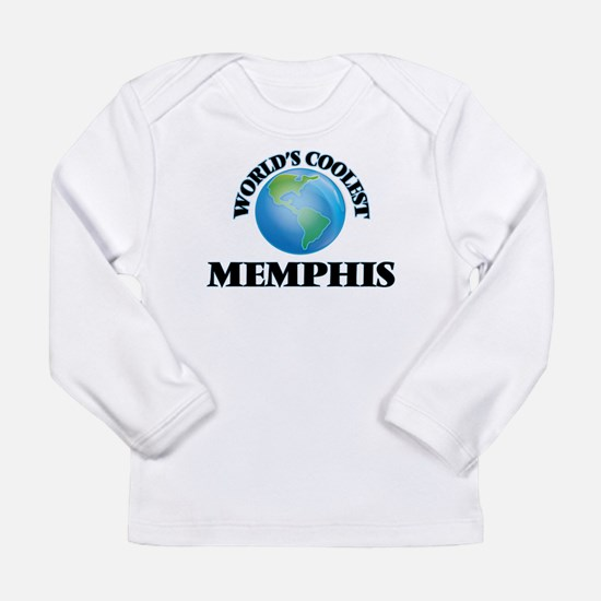 World's Coolest Memphis Long Sleeve T-Shirt